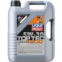 8973 Моторное масло Liqui Moly TOP TEC 4200 5W30 5литров