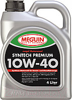Моторное масло Meguin MOTORENOEL SYNTECH PREMIUM 10W-40 4литра