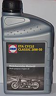 Масло моторное Oest ETA Classic SAE 20W-50 1литр