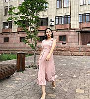 Красивое нежное летнее платье