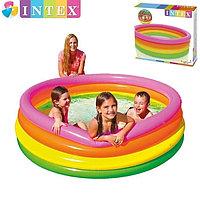 Детский бассейн Intex 56441 размер 168 см x 46 см