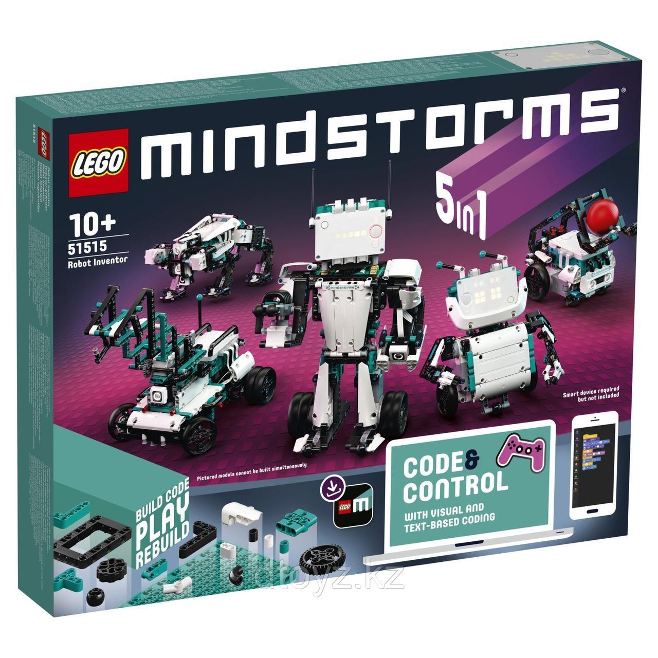 LEGO MINDSTORMS EV3 Робот-изобретатель 51515