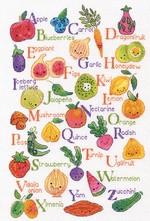 """Набор для вышивания крестом """"Fruits and Veggies"""""""