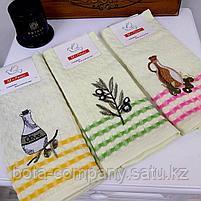 Вафельные полотенца 2в1, фото 2