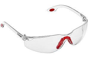 Очки ЗУБР Спектр 3 110315 защитные, с зеркальным покрытием с двухкомпонентными дужками