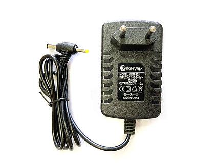 Адаптер универсальный (зарядка) 12v 2a, для TV-приемника, DVD, монитора, роутера и тд