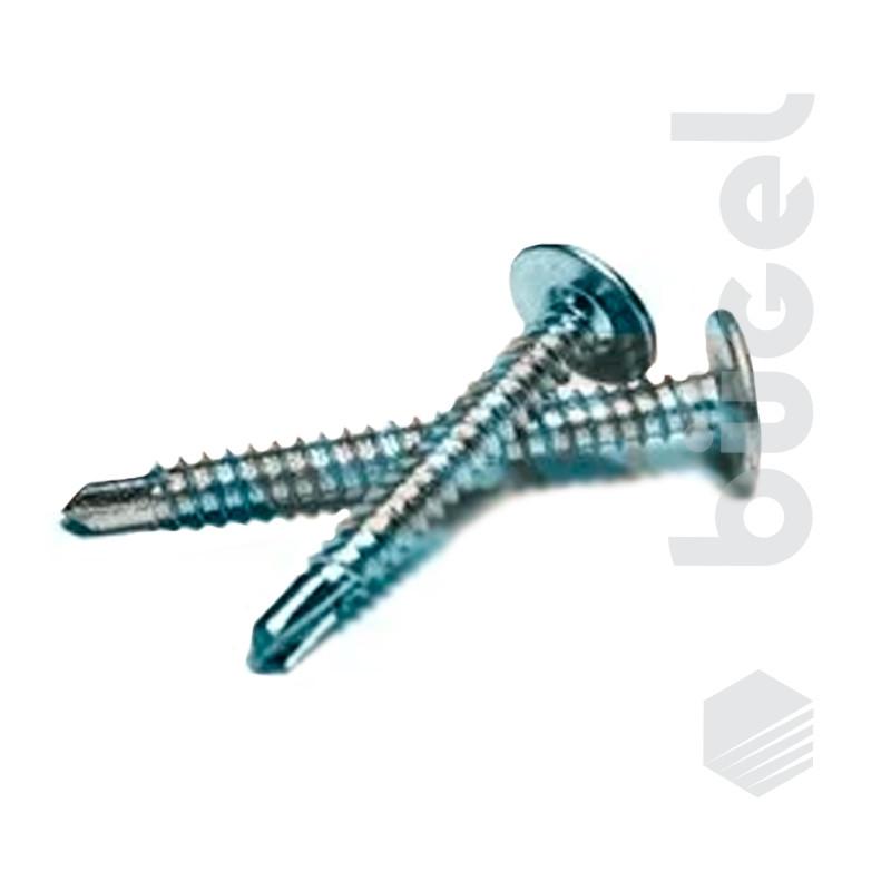 Шуруп для крепления листов металла до 2,0мм SDS 4,2*19 ( 195 шт )