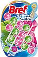 Подвесной туалетный блок Bref Perfume Switch, цветущая яблоня - лотос, 3х50 г., фото 2