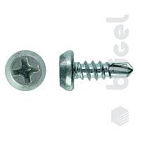 Шуруп для крепления металлического профиля до 2 мм (семечки) 3,9*11