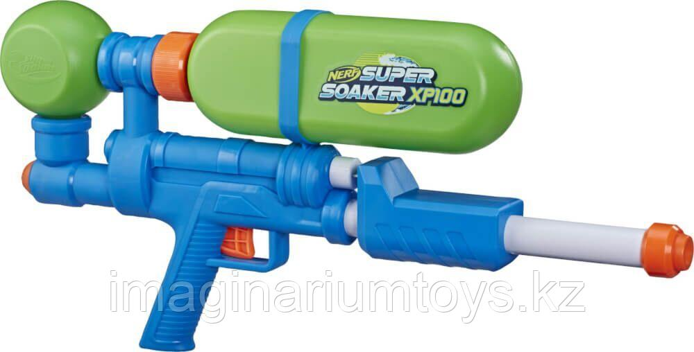Водный бластер Nerf Super Soaker XP100 - фото 1