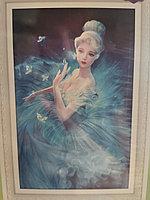 Алмазная вышивка «Балерина», Love you wei