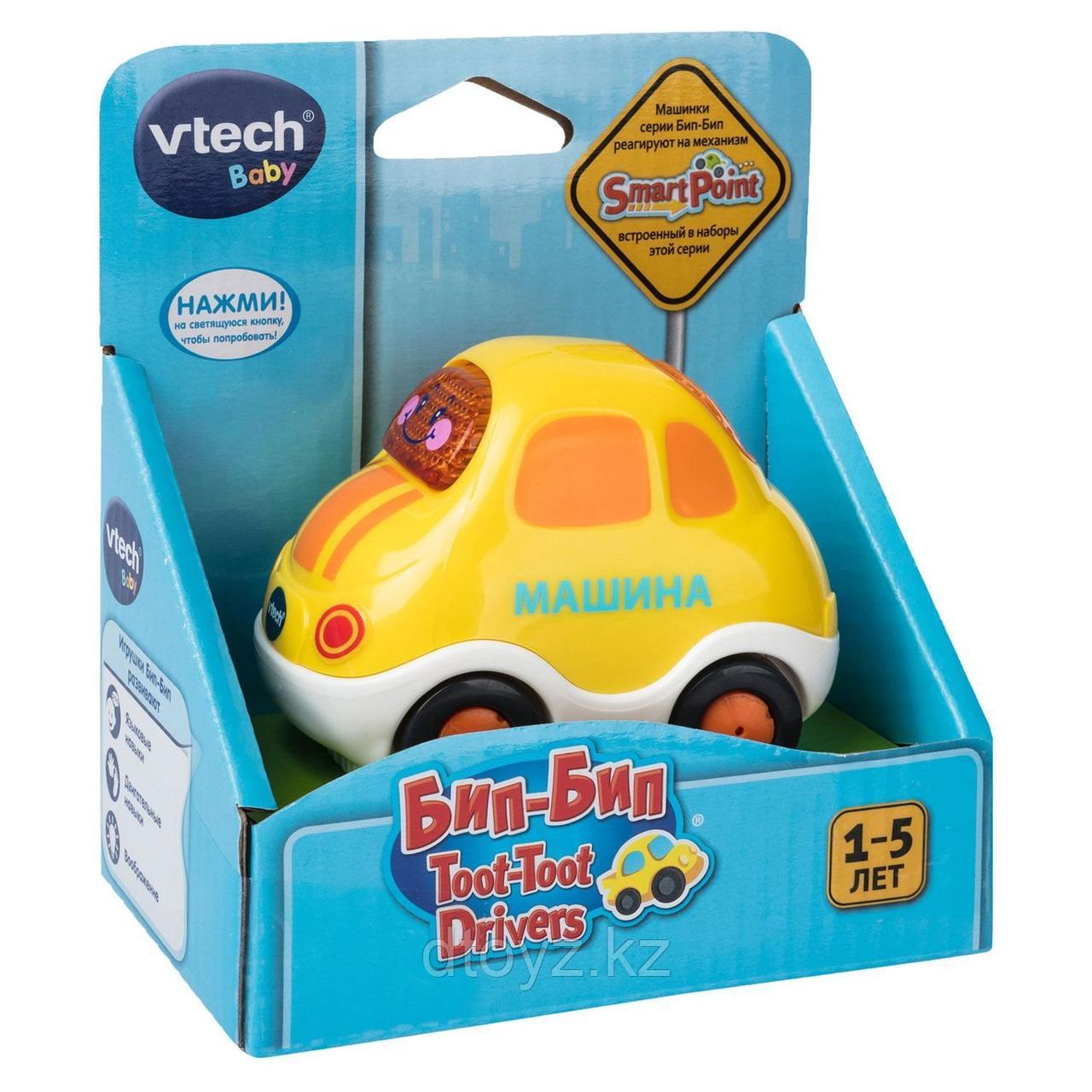 Vtech Машина Бип-Бип Toot-Toot Drivers 80-119426