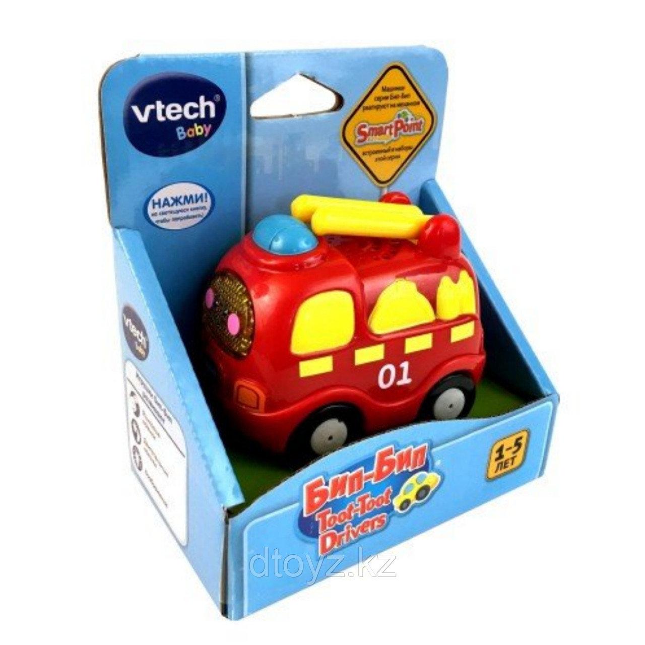 Vtech Пожарная машина 80-119826
