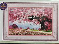 Алмазная вышивка «Дерево», Love you wei