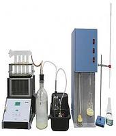 Комплекс КЕЛЬТРАН по определению белка и азота методом Кьельдаля