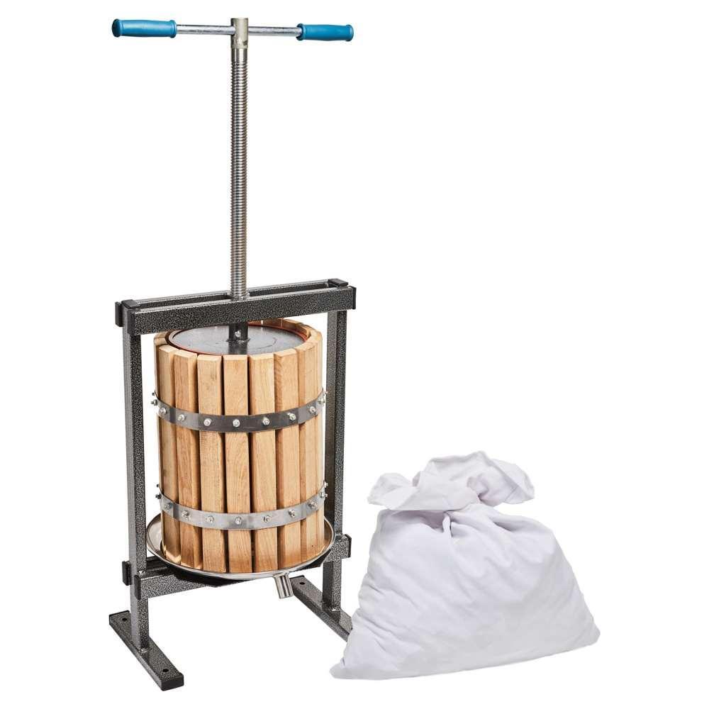 Пресс-соковыжиматель Вилен 20 (дуб) литров