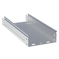 Лоток неперфорированный металлический 100х300х3000-1мм (12м) EKF