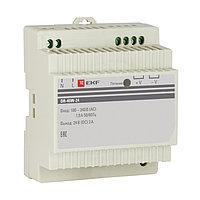 Блок питания 24В DR-45W-24 EKF PROxima