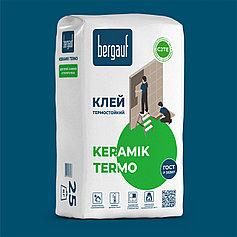 KERAMIK TERMO, Термостойкий клей, 25 кг, Bergauf