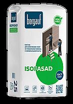 ISOFASAD Клей для пенополистирола, минваты, 25 кг, Bergauf,, фото 3