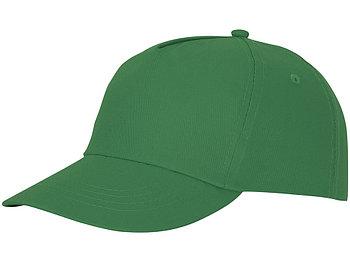 Кепка из 5 панелей Feniks, зеленый папоротник