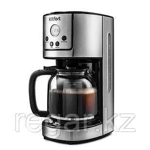 Кофеварка капельная Kitfort КТ-732 черный