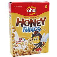 Сухой завтрак OHO Honey Rings 250г