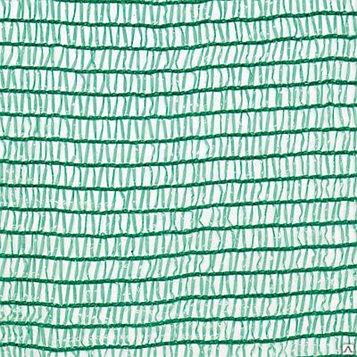 Сетка защитная, 6 × 50 м, плотность 35 г/м², зелёная