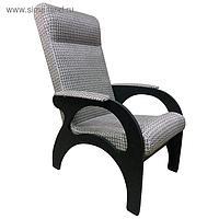 Кресло Комфорт 900х600х1000 Рогожка Темная/Венге