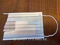 Маски трёхслойные (BFE95) от Казахстанского производителя. Гарантия качества и отсутствия брака!!!