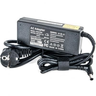 Блок питания к ноутбуку PowerPlant SONY 220V, 19.5V 92W 4.74A (6.5*4.4) (SO92G6544)
