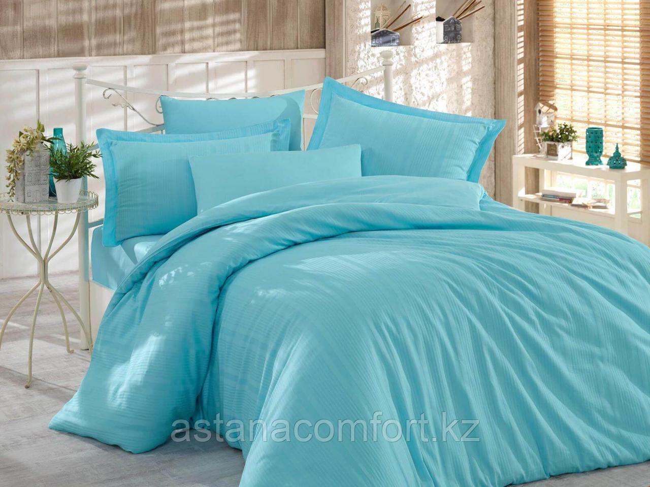 Комплект постельного белья 1,5-спальный, сатин. Россия