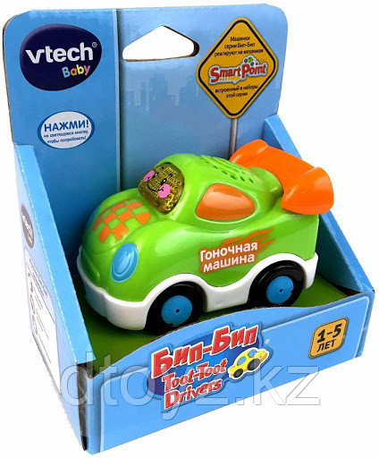 Vtech Гоночная машина Бип-Бип Toot-Toot Drivers 80-143826