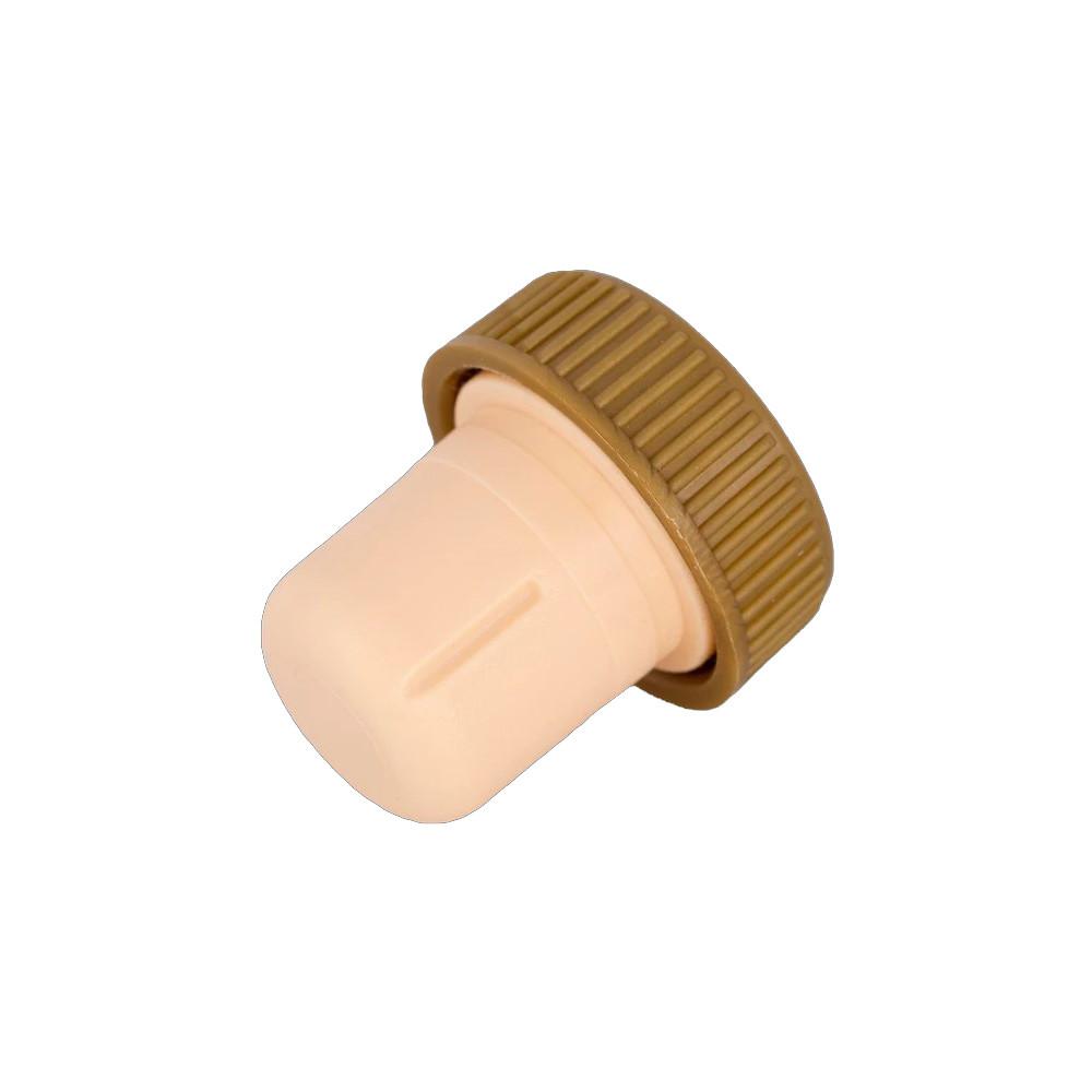 Коньячная пробка полимерная(пластиковый колпачок)