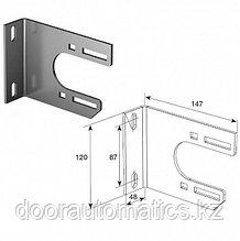 Внутренний опорный кронштейн крепления пластины с подшипником (86/111/127)