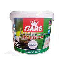 Акриловая водоэмульсия Bars «Интерьер» (протирающийся) 25 кг