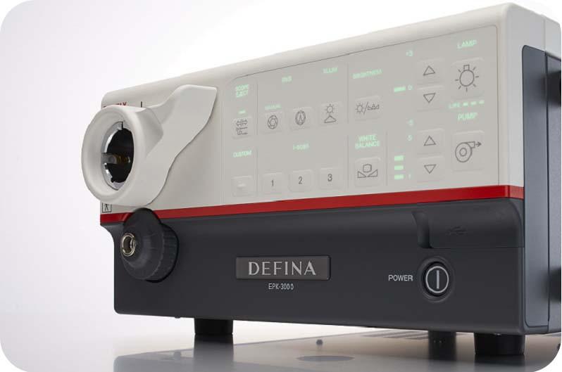Видеопроцессор EPK-3000 DEFINA i-scan