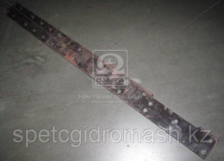 Пластина кронштейна балласта левая/ правая МТЗ-1025 (комплект на противовес)