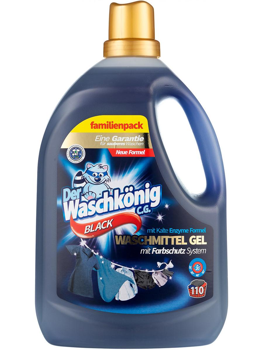 Der Waschkönig C.G. black гель для стирки темных тканей 3,305 л