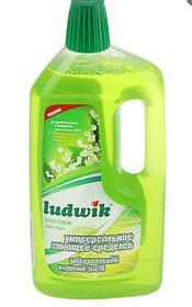 """Средство моющее универсальное Ludwik """"Ландыш"""", супер блеск, 1 л"""