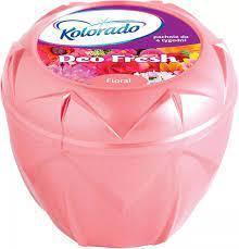 Освежитель воздуха гелевый Deo Fresh Цветочный Kolorado 150 г., фото 2