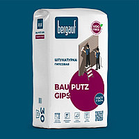 BAU PUTZ GIPS, штукатурка гипсовая, 30кг, Bergauf