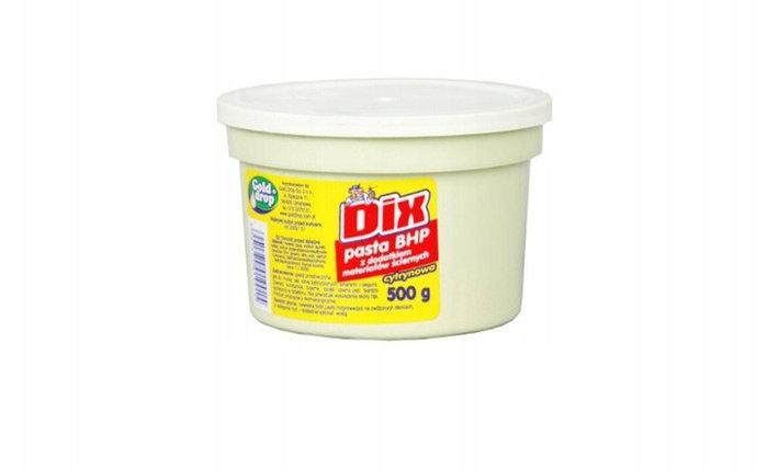 Паста для очистки рук Dix BHP 500мл Лимонная, фото 2