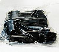 Ложка (100штук в упаковке) ЧЕРНЫЙ