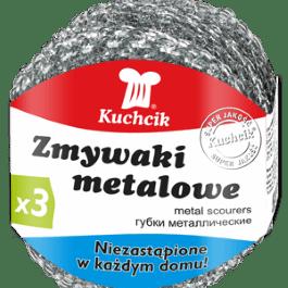 Kuchcik Губки металлические 3 шт