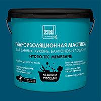 "Гидроизоляционная мастика под плиточные облицовки Bergauf ""Hydro-Tec Membrane"", 4 кг"