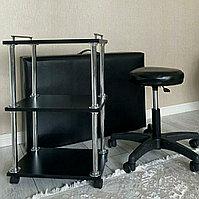 Кушетки, столы помощники, стулья для косметологов / массажистов