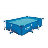 Каркасный бассейн Bestway Steel Pro 259х170х61 см