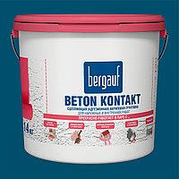 Bergauf, BETON KONTAKT, (Бетон Контакт) Сцепляющая (адгезионная) акриловая грунтовка, 14 кг, зима-лето