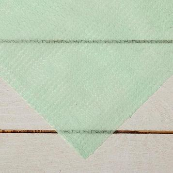 Материал укрывной, 3,2 × 12 м, плотность 60, с УФ-стабилизатором, изумрудный, «Спанграм»